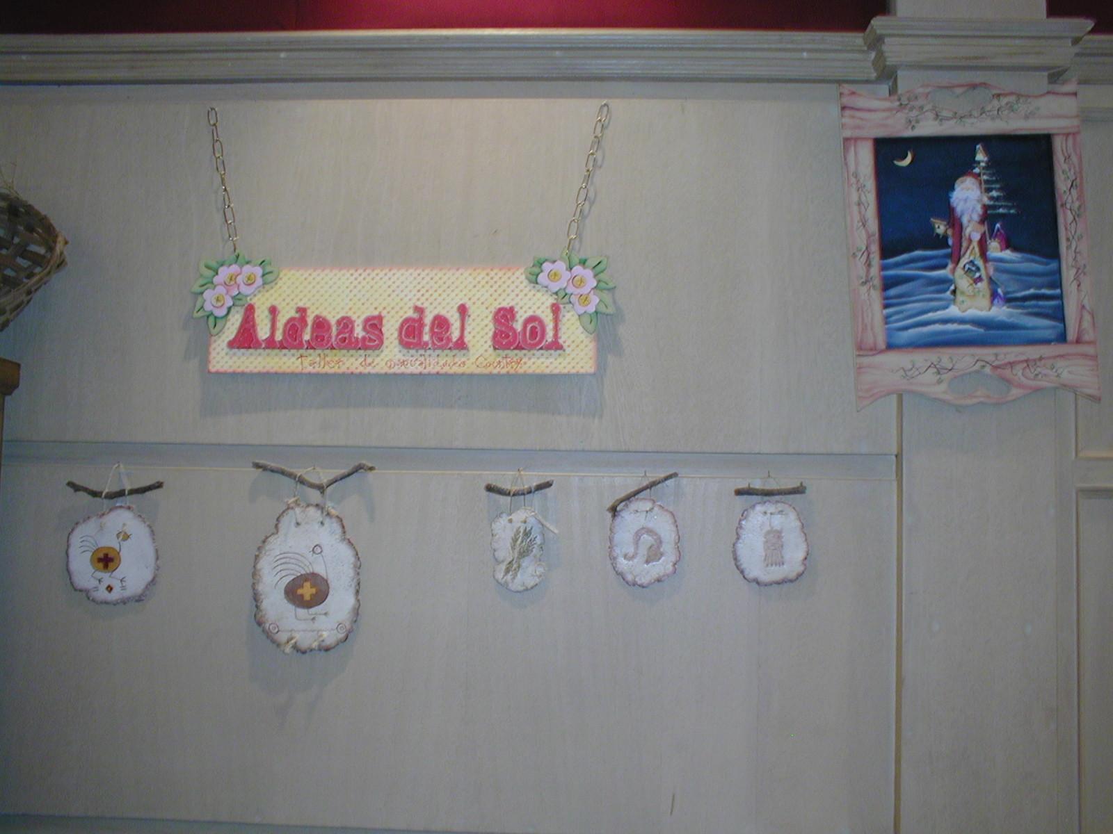 Aldeas del Sol en Expo Tortas 2008