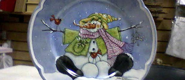 """Seminario """"Hombrecito de nieve"""""""