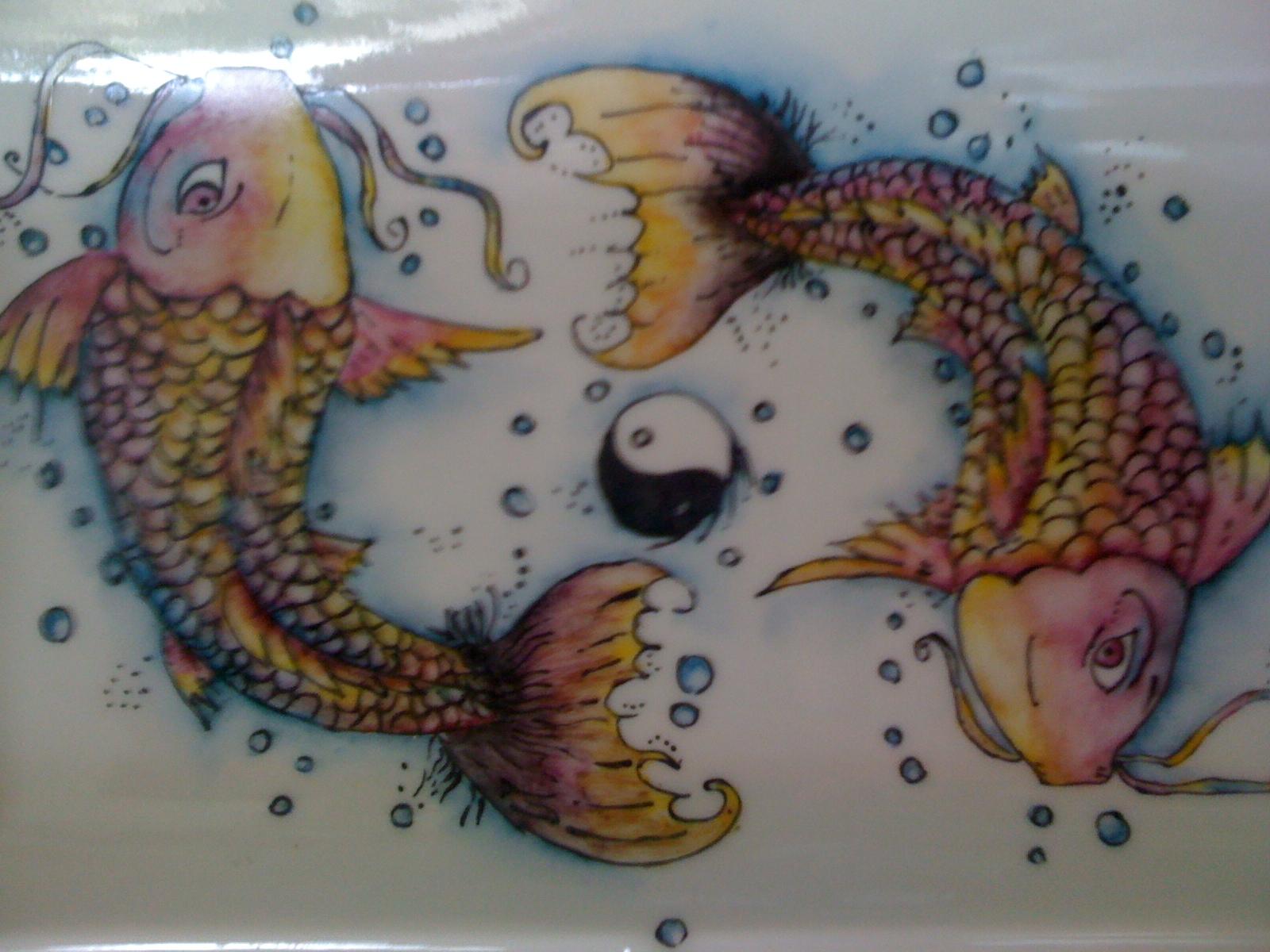 Graciela Cardamone-pintura en porcelana