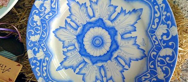 Pintura en Porcelana 2012